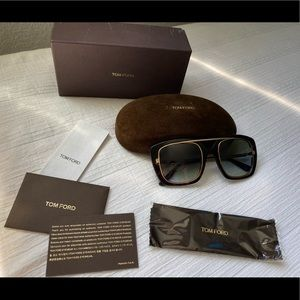 NWT Tom Ford Sunglasses